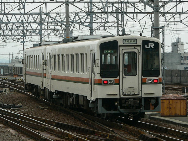 JR東海 キハ11形