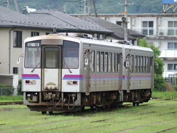 JR西日本 キハ120系 芸備