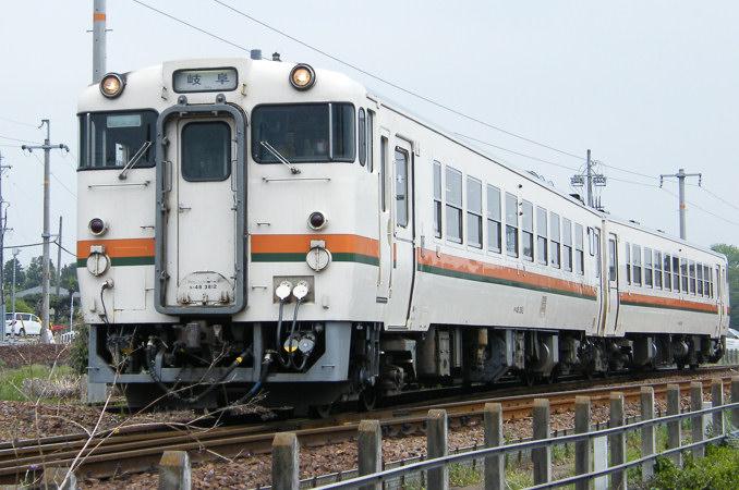 JR東海 キハ40系