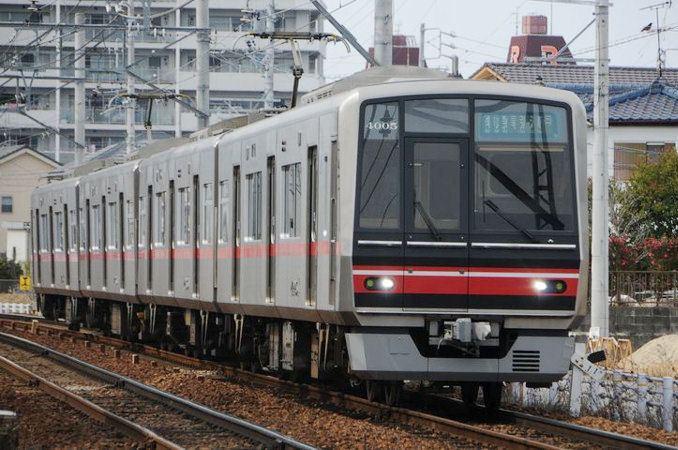 名鉄4000系