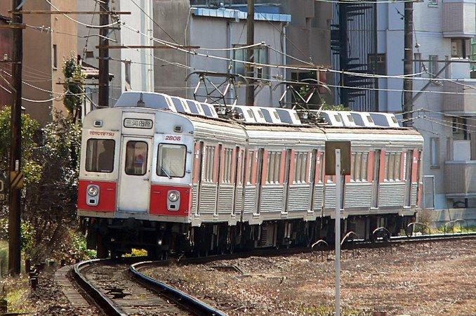豊橋鉄道1800形