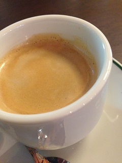 欧風酒場 バルデ エスプレッソコーヒー