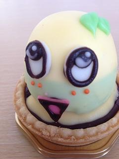 松永菓子舗 ふなっしーケーキ