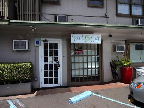 オアフ島 Sweet Es Cafe(スウィート・イーズ・カフェ)