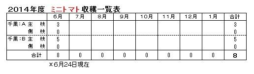 収穫0624