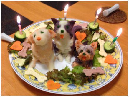 2014年バージョンの誕生日ケーキ☆
