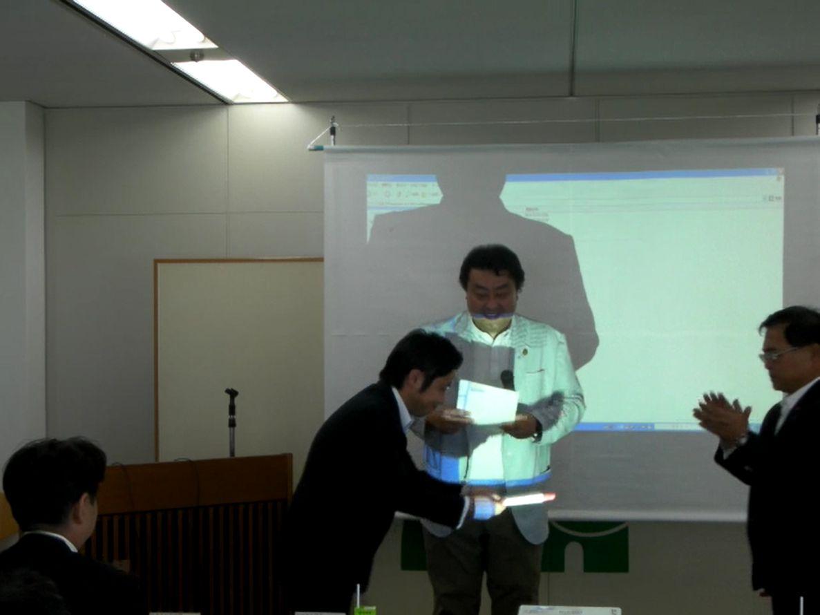 自由民主党大阪府支部連合会青年局