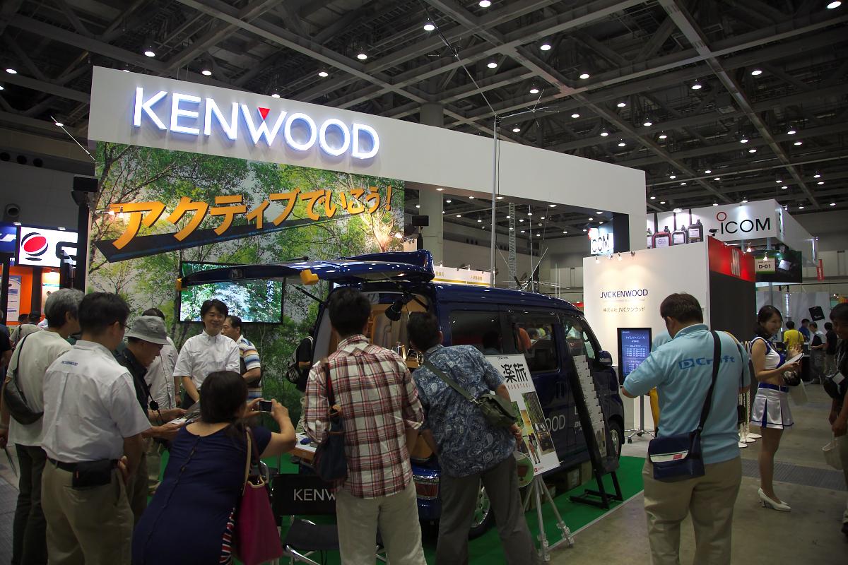 KENWOODブース1