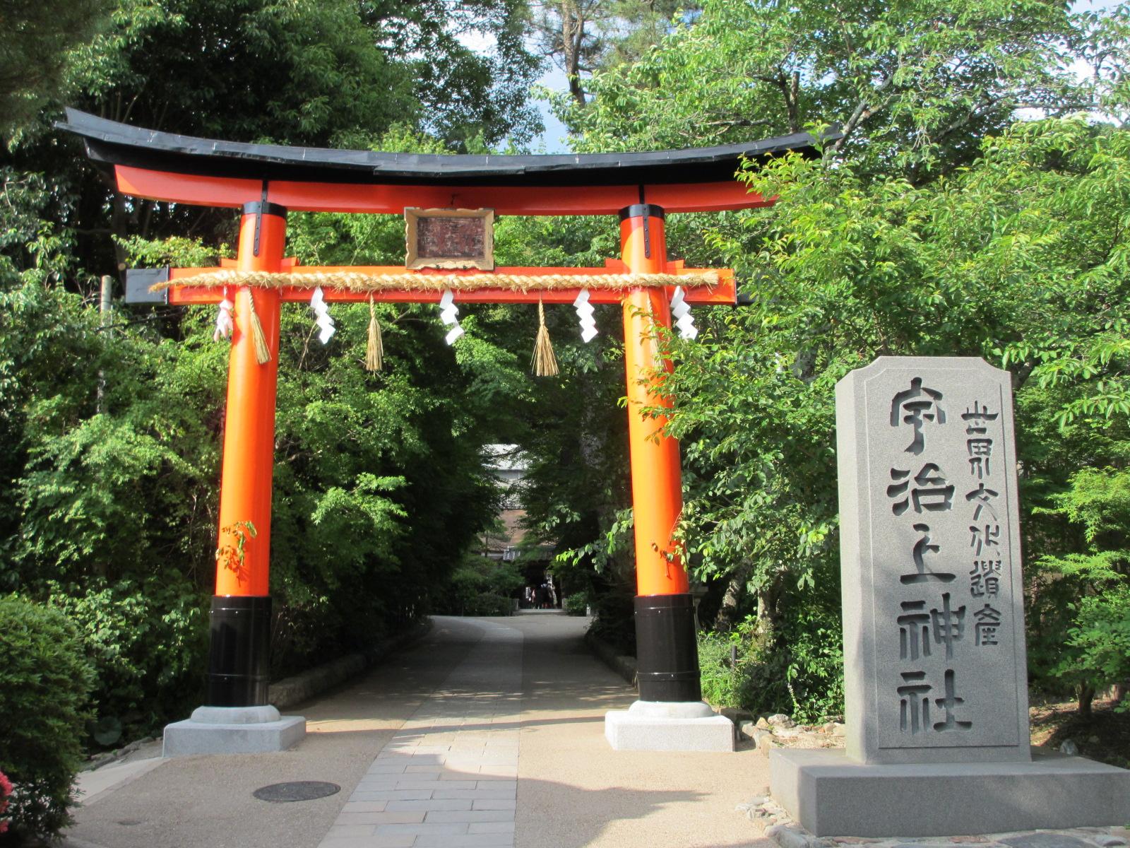 宇治上神社-1