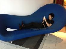 維新起業家-菊田。ホット一息