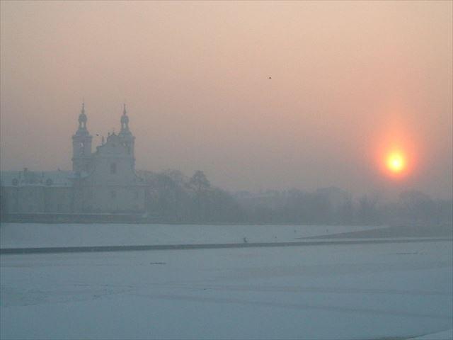 マイナス30℃体験&行かなければならないと思っていた場所・・・ 私の海外渡航履歴 その19 ポーランド