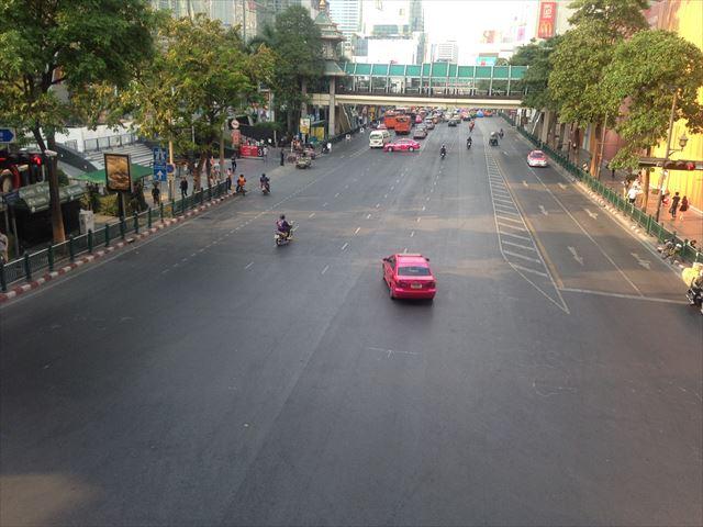 バンコクは普段通り(?)の平穏さ! 140310 4か月ぶり53回目のタイ訪問!