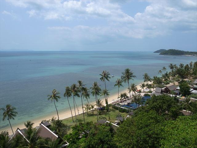 タイ 南の島の休日 その1 サムイ編