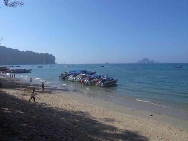 タイにもあった「天国にいちばん近い島!?」 南の島の休日 その2