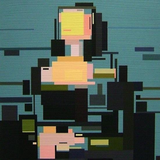 8bit 01 Mona-Lisa