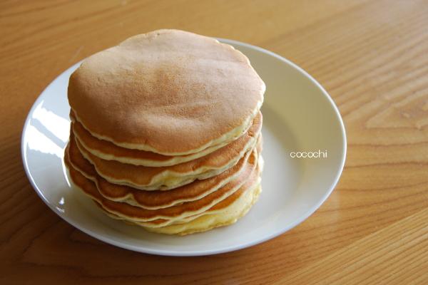 20140410_パンケーキでバースデーケーキ01