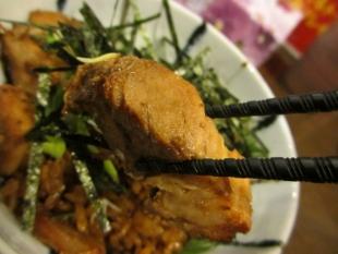 いっとうや 炊き込みチャーシュー飯 (2)