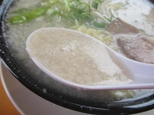 じぇんとる麺 新潟ラーメンコッテリ スープ