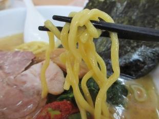 みはまや山二つ 味濱家ラーメン辛味 麺
