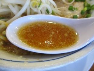 きっそう女池 ラーメンコッテリ スープ