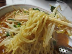 こたん 胡麻味噌担々麺 麺