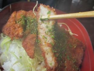 こたん タレバラカツ丼 (3)