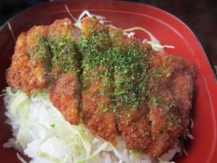 こたん タレバラカツ丼 (2)