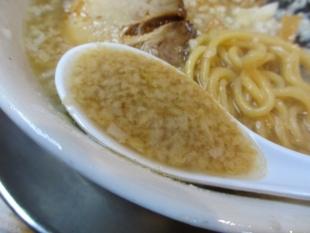 じこん 中華ソバ スープ