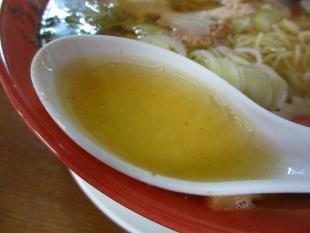 ぐわらんどう 支那そば スープ