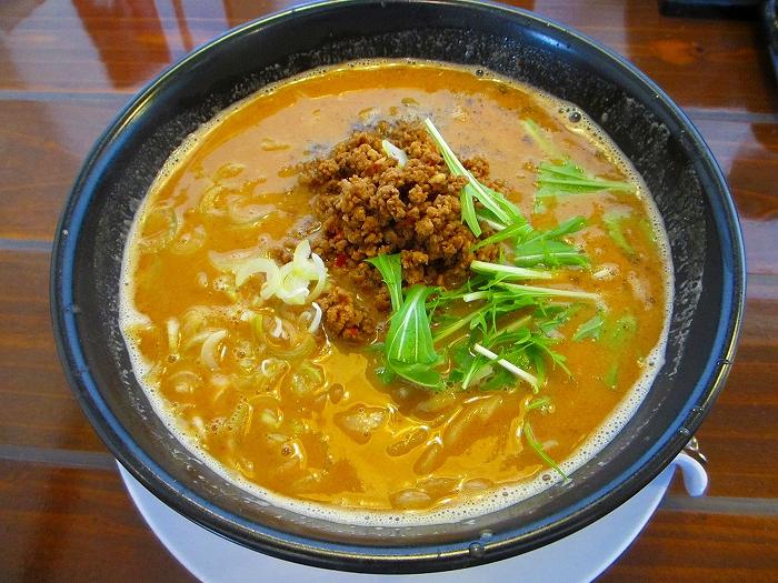 こう 味噌担々麺