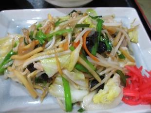 はいじ 野菜炒め定食 (2)