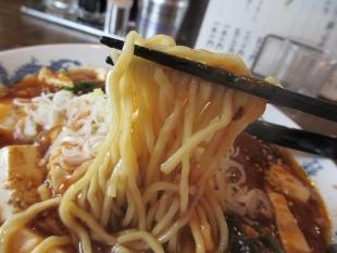 だるましょくどう 麻婆麺 麺