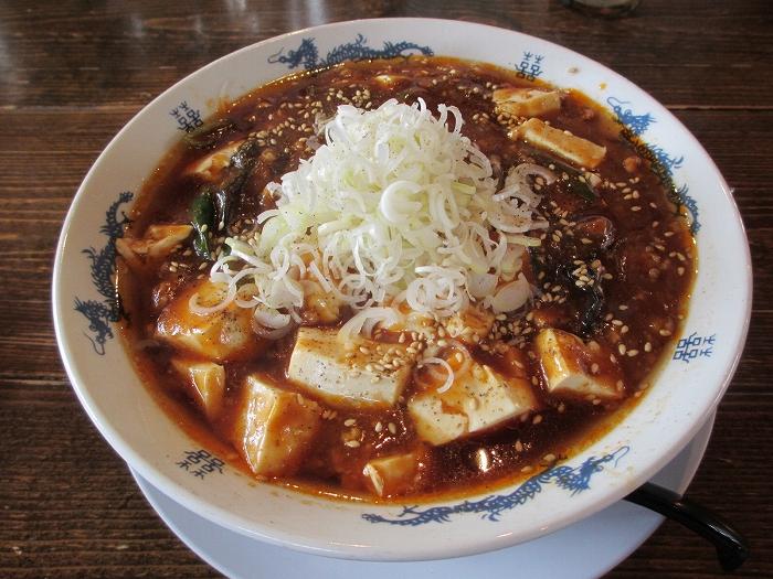 だるましょくどう 麻婆麺