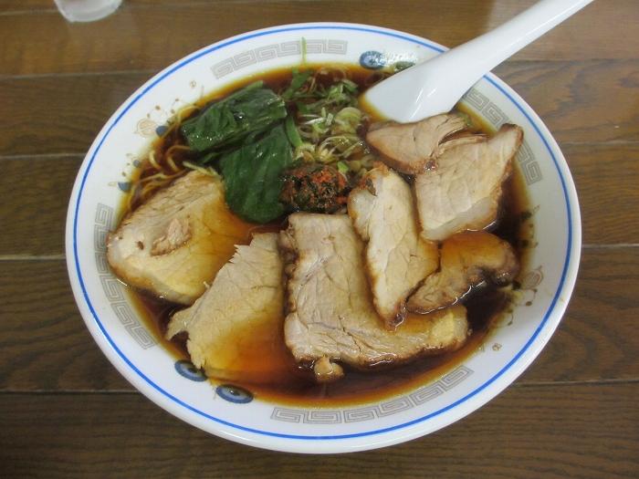 おおえど本店 醤油チャーシュー麺