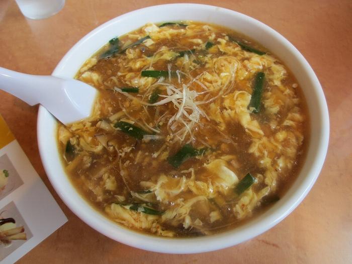 きたやま 酸辣湯麺