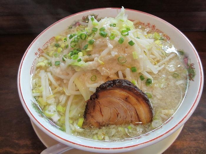のろし安田 塩ラーメン肉1枚