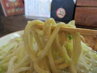 のろし安田 塩ラーメン肉1枚 麺