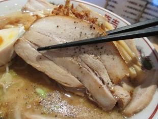 ふくすけ 魚介醤油肉増 チャーシュー