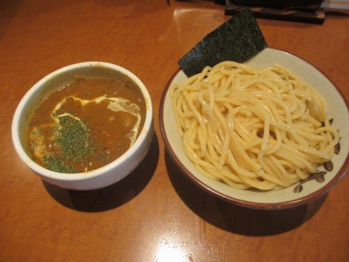 たいしょうけん新潟 カレーツケ麺