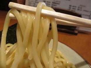 たいしょうけん新潟 カレーツケ麺 麺