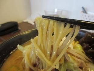 こう 特製味噌ラーメン 麺