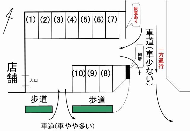 ベア駐車場見取り図02
