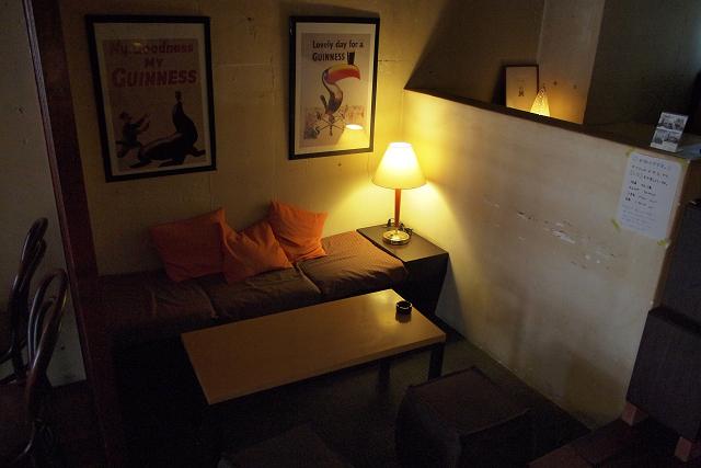 DUBRIN room cafe011