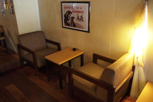 DUBRIN room cafe012