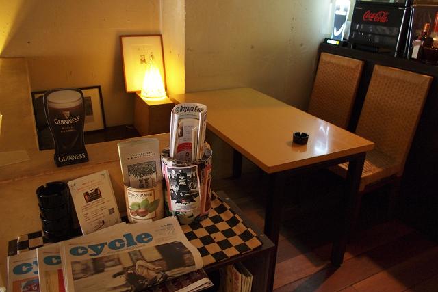 DUBRIN room cafe013