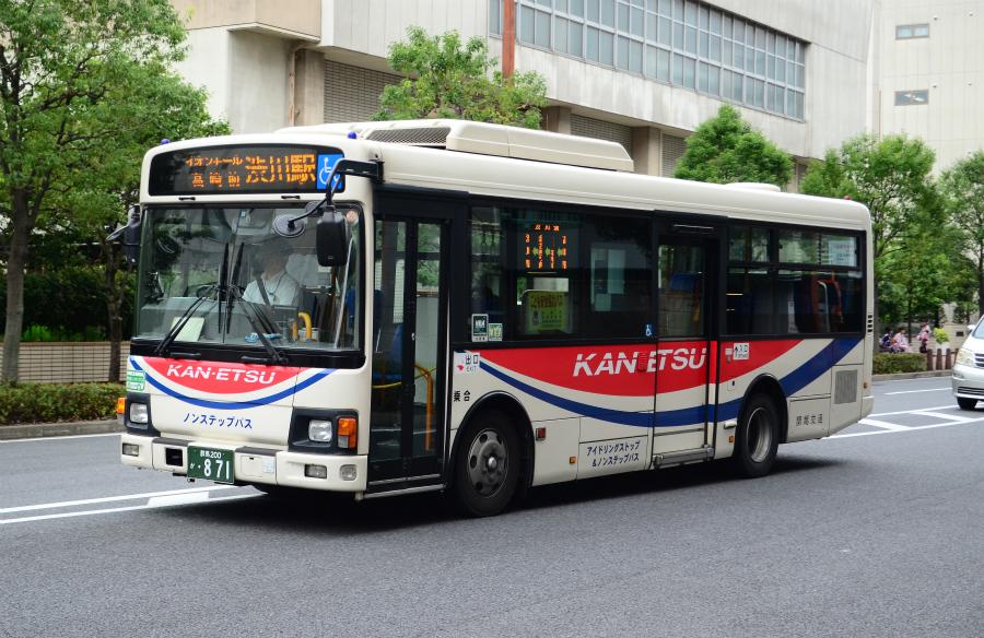 関越交通 群馬200か871