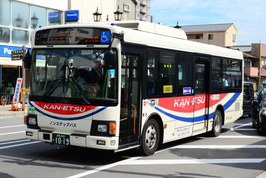 関越交通 群馬200か1019