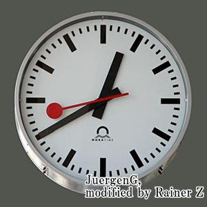 スイス鉄道時計