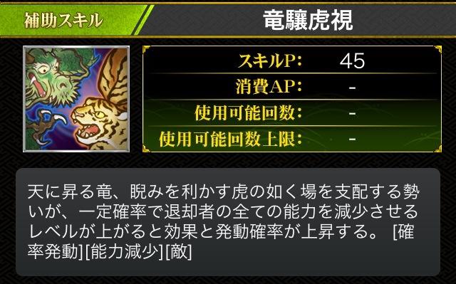 竜驤(じょう)虎視