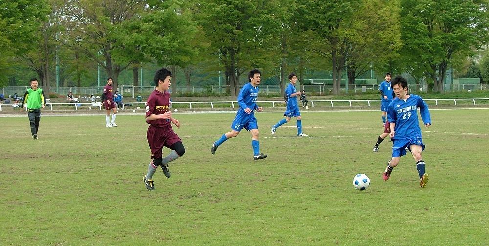 FCステアvs白岡会